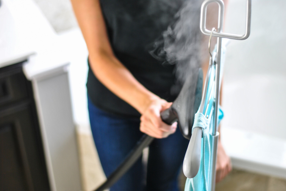 how to clean jiffy steamer